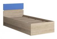 Спальный гарнитур Формула Дуб сонома / Голубой