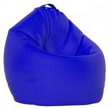 Большой кресло-мешок XL синий