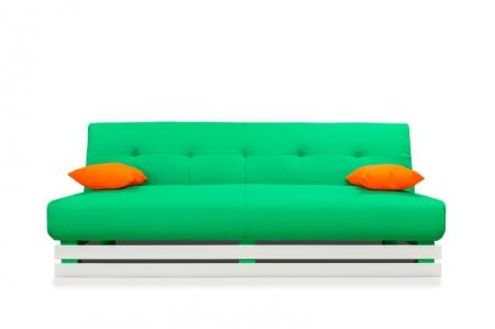 Диван Манго-1 Зелень