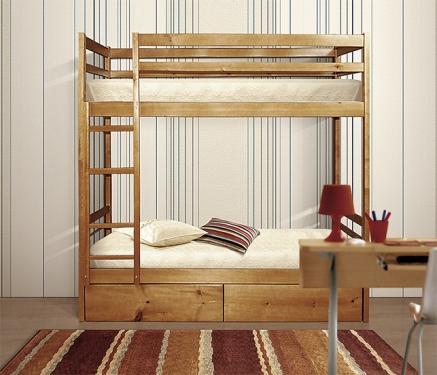 Кровать 2-х ярусная детская