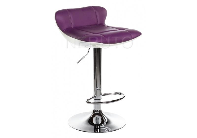 Барный стул Domus фиолетовый