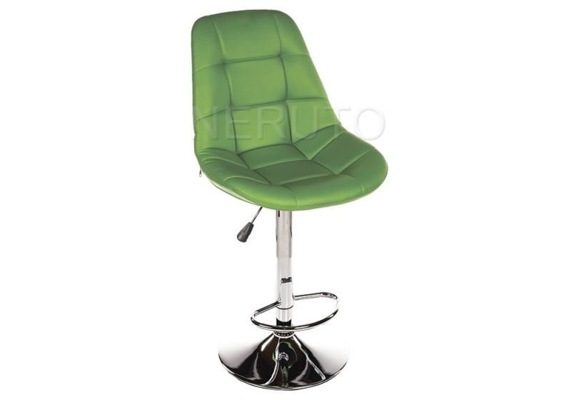 Барный стул Eames зеленый