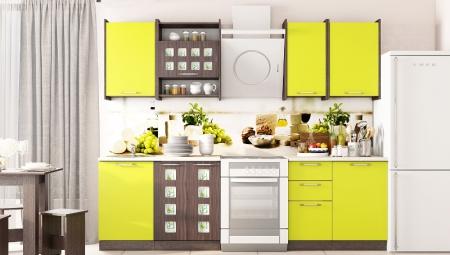 Кухонный гарнитур Легенда 13 (2м)