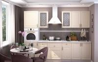 Кухонный гарнитур Мадена дуб серый 1,6 метра
