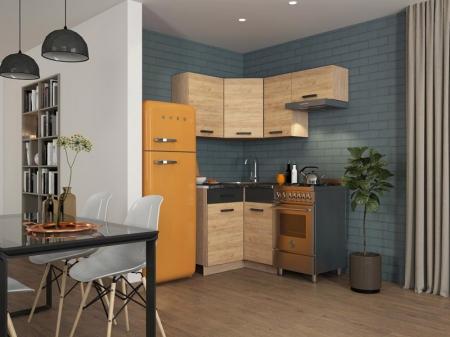 Кухонный гарнитур Алиса-16 угловая