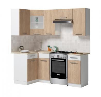 Кухонный гарнитур Алиса-12 угловая