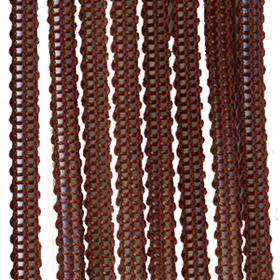 Бриз 2880, темно-коричневый