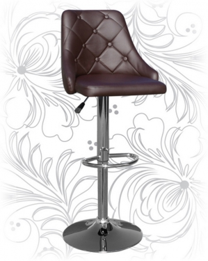 Барный стул 5021 коричневый