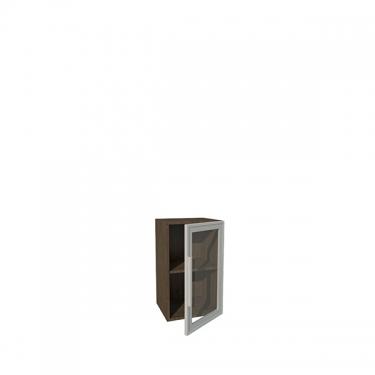 Шкаф-витрина В2-1В