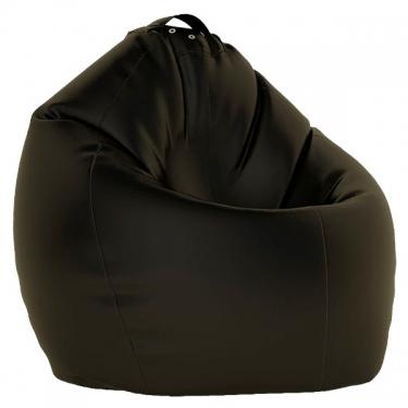 Большой кресло-мешок XL черный