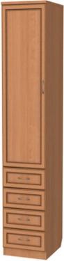 Шкаф для белья с ящиками 104