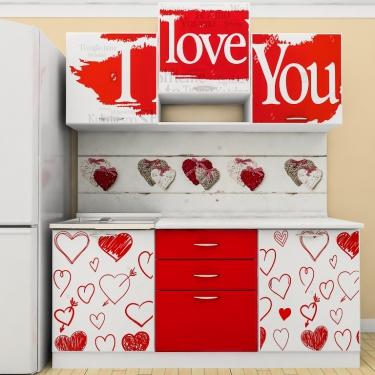 Кухонный уголок Любовь