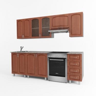 Кухонный гарнитур Надежда кальвадос