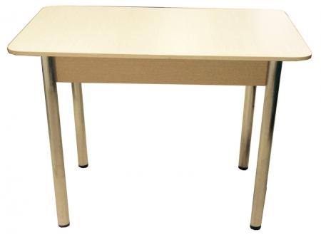 Стол прямоугольный с ящиком