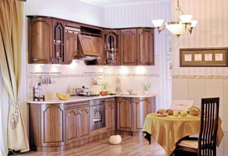 Кухонный гарнитур Ада караваджо
