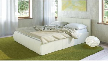 Кровать Афина белая