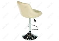 Барный стул Curt бежевый