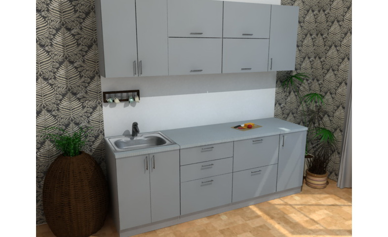 Кухонный гарнитур Безмятежность