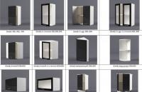 Кухонный гарнитур Дина 2 м