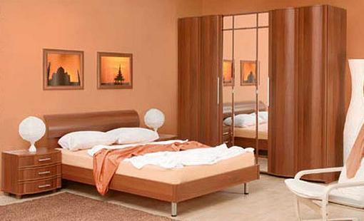 Спальня Дольче Нотте №6