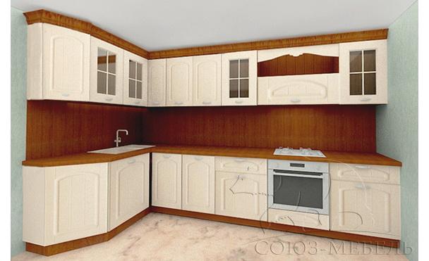 Кухня Корица2 (угл)