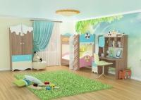 Модульная детская Пряничный домик №2