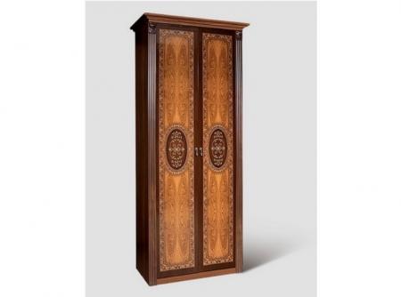 Шкаф 2-дверный для белья Карина 2