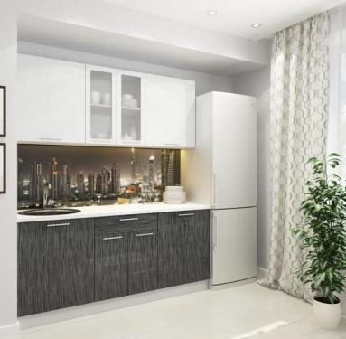 Кухонный гарнитур Хай-тек 1800