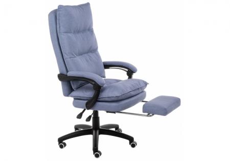 Компьютерное кресло Rapid голубое