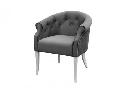 Кресло Милан серый