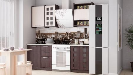 Кухонный гарнитур Легенда 19 (1,5м)